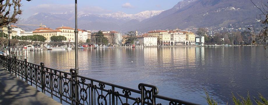 Una finestra sul lago di Lugano