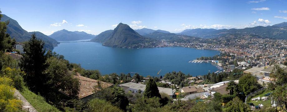La città sul lago
